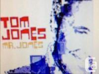 "Cd. Tom Jones ""MR. JONES"" or Tom Jones Black Betty, I"