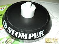 · CD Stomper - lightly used. Includes 2 packages of