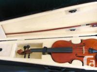 Brand New   Cello, viola, violin.  Selling at about 30%