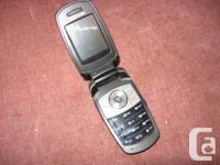 I am selling a Samsung brand name mobile phone, model
