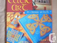 Celtic Art in Cross Stitch by Barbara Hammet in like