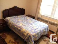 Pets No Smoking No Fully furnished room for rent close