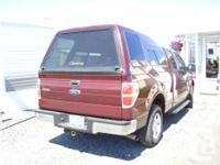 Fiberglass Hi Top canopy on 2010 Ford F150 XLT Super