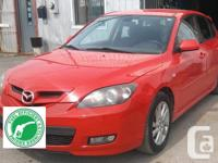Make Mazda Model 3 Year 2008 Colour Red Trans