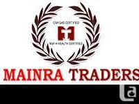 Mainra Traders is the Best Certified Tandoor Suppliers