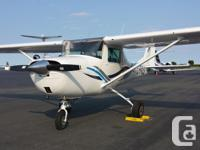 1967 Cessna 150H. Low Airframe time, New Paint,