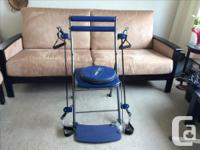 Chair gym with swivel seat and all parts. Instruction