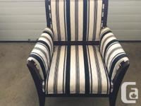 Chair - antique solid wood, amazing condition, quality
