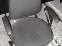 I have 2 going workplace chairs available. $30 each, or
