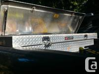 Challenger Series tool box for your truck bed For sale