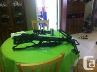 I am looking to sell both my champ substance bow 40lb
