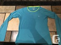 Champion Brand Women�s Long Sleeved Shirt For Sale.