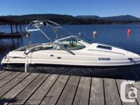2004 Chaparral 215SS I bought this boat two seasons ago