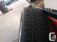 Have a collection of stock 17 inch Dodge Charger tires