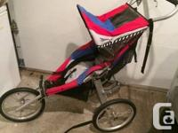 Chariot Carriers Inc. Cavalier 1 Jogger Stroller  This