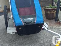 Chariot stroller in great condition. Owned by one