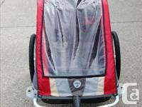 Super stroller! Chariot Cougar 2 for sale. We loved
