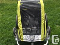 Chariot Running stroller in excellent condition.
