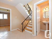 # Bath 2.5 # Bed 4 Bright, spacious and well cared for