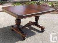 1) early 1900's beautifully crafted antique / vintage