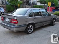 A cheap and Reliable 1996 Volvo 850 Glt fully loaded