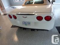 Make Chevrolet Model Corvette Year 2006 Colour White