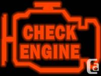 Check Engine Light Scan - Lecture du Témoin Check