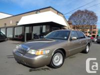 Make Mercury Model Grand Marquis Year 2002 Colour Gold