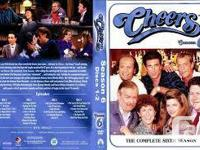 Cheers- DVD collection of complete times of the years