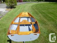 Okume plywood and epoxy built. Approx 60lb. Beautiful,, used for sale  British Columbia