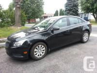 2011 Chevrolet Cruze LS 4 DOORS 36,000 km. Auto, Air