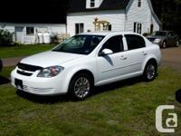 Make Chevrolet Model Cobalt Year 2010 Colour white kms