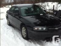 Make. Chevrolet. Design. Impala. Year. 2005. Colour.