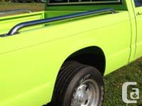 Make Chevrolet Year 1984 Colour green kms 50000 1984