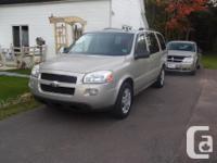 Make Chevrolet Version Uplander Year 2007 kms 184