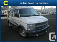 1998 Chevrolet Astro Starcraft Spacious and Beautiful