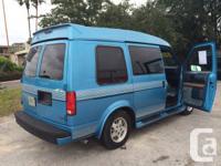 1994 Chevrolet Astro Van odometer: 91252 VIN: