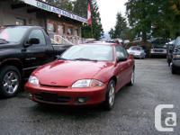 Make Chevrolet Design Cavalier Year 2001 Colour Red