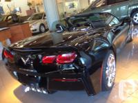 Make Chevrolet Model Corvette Stingray Year 2015