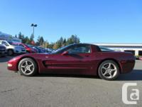 Make. Chevrolet. Version. Corvette. Year. 2003.