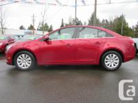 Make Chevrolet Model Cruze Year 2011 Colour Red kms