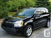 Great All Wheel Drive Chevrolet Equinox with heated