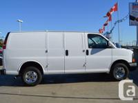 2013 Chevrolet Express 2500, extended Cab with almost