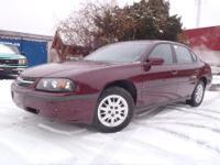 Make. Chevrolet. Design. Impala. Year. 2003. Colour.