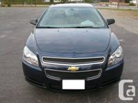2011 Chevrolet Malibu LS (Just 36,000 km).  OnStar,