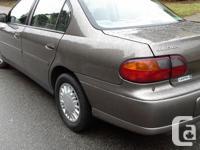 Make. Chevrolet. Model. Malibu. Year. 2003. Colour.