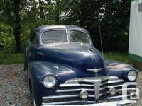 1948 Chevrolet Fleet Master Company Coupe * 8000.00 OBO