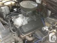 Motor was originally taken out of wrecked 1996 camaro