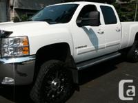 Make. Chevrolet. Version. Silverado 3500HD. Year.