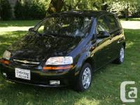 2005 chevy aveo **** 0nly 58k **** 5 door Automatic No